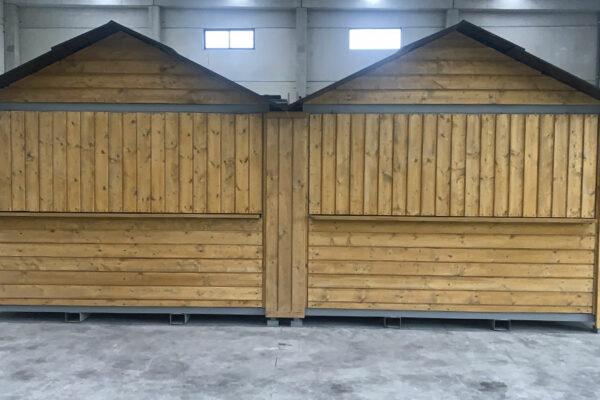 Caseta de madera 3.00 x 2.00